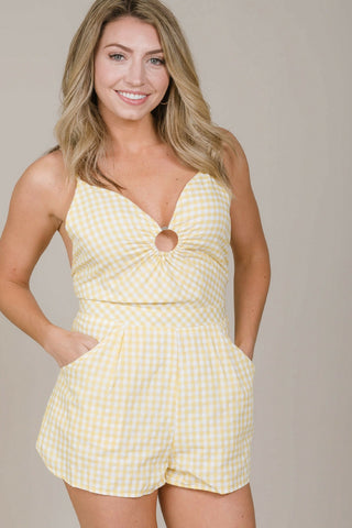 Sweet Sunshine Romper