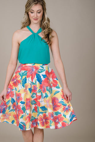 Tropical Life Skirt