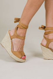 Where To Next Espadrille Wedges