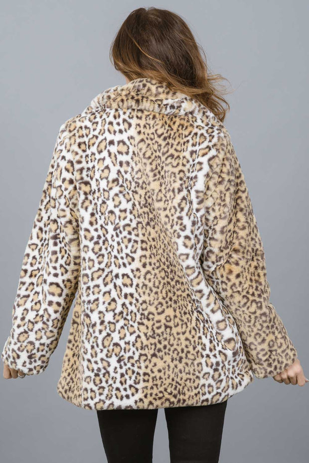 Wild For The Night Coat