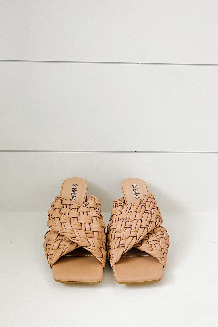 Braided Mules
