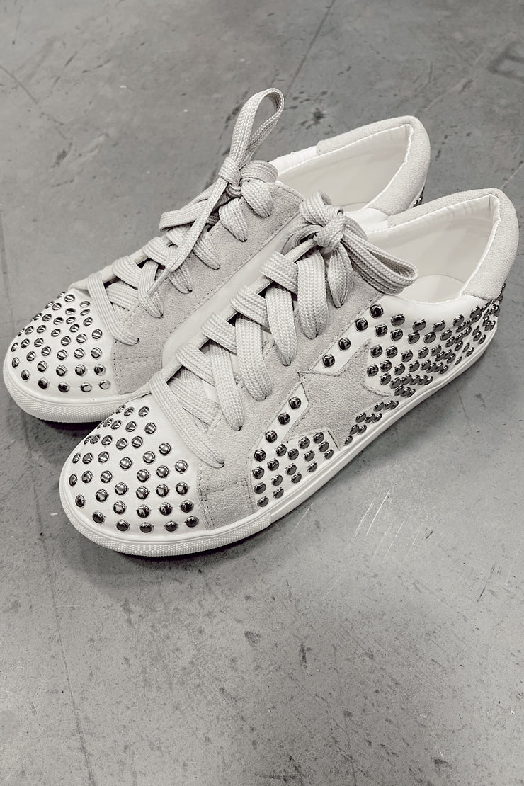 Star Studded Sneakers