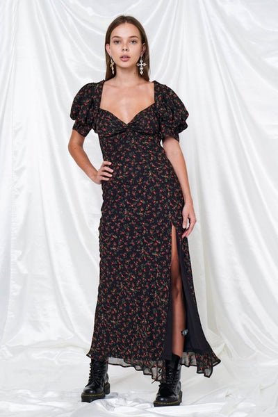 Autumn Dreams Maxi Dress