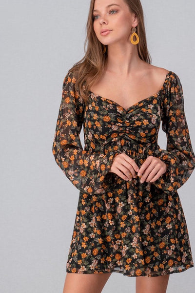 Night Shimmers Dress