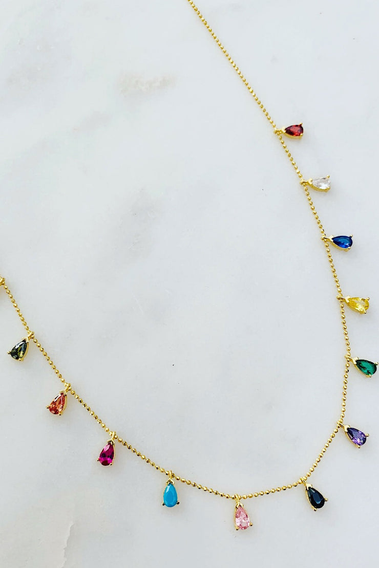 Sunshine Drop Necklace