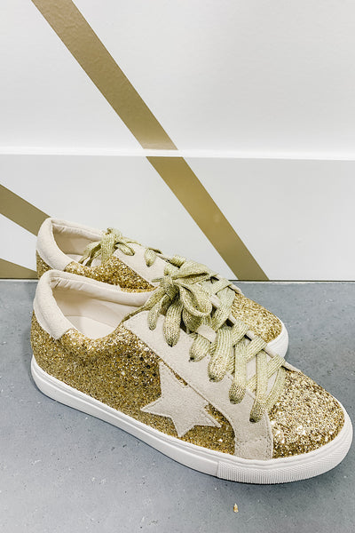 Time To Shine Star Sneakers