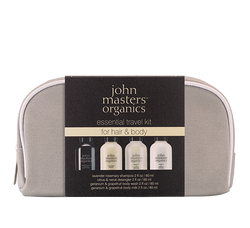 John Masters Essential Travel Kit for Hair & Body