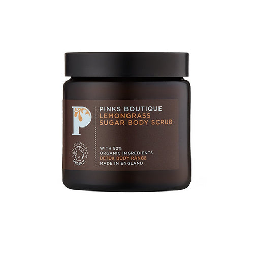 Lemongrass Sugar Body Scrub 125g