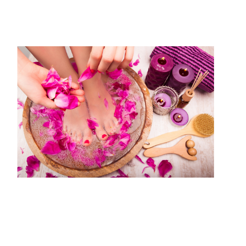 Pinks Boutique Eco Chic Organic Pedicure