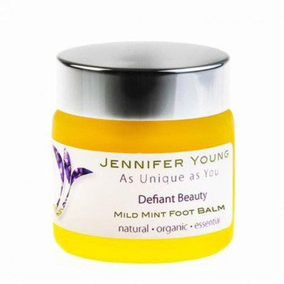 Defiant Beauty - Foot Balm