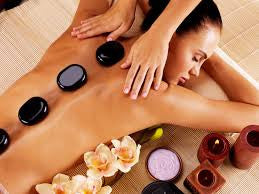 Organic Hot Stone Therapy