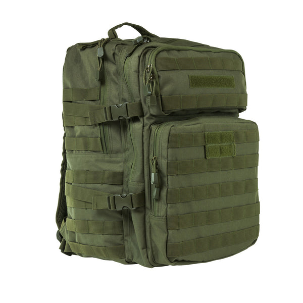 Green Supply Assault Backpack - Green