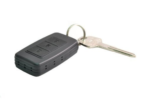 KJB Security Products, Inc. Key Fob Voice Recorder