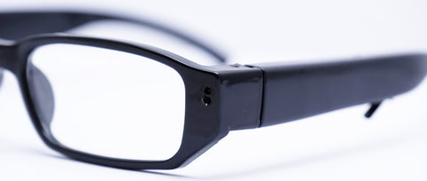 Mini Gadgets Inc. Spy Glasses Hidden Camera