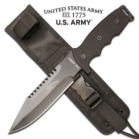 Master Cutlery U.S. Army A-1003 FIXED BLADE KNIFE