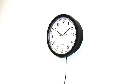 KJB Security Products, Inc. Wi-Fi Wall Clock Hidden Camera