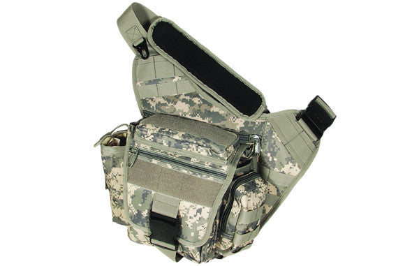 Green Supply UTG Tactical Messenger Bag