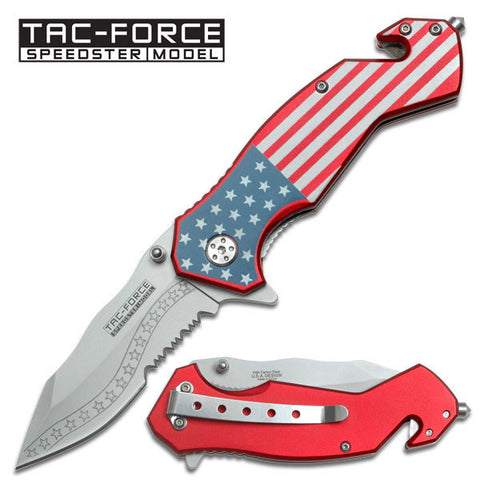 Master Cutlery TAC-FORCE OUTDOOR FOLDING KNIFE