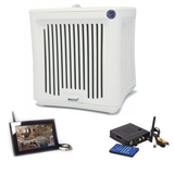KJB Security Products, Inc. Air Purifier Wireless Hidden Camera System - Zone Shield Series