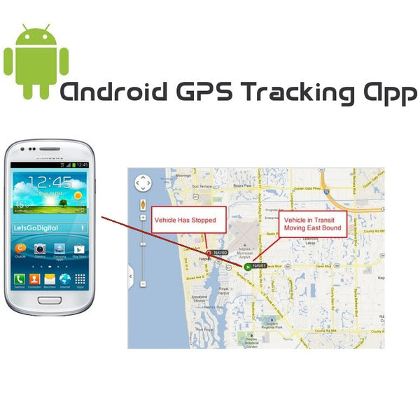 Newgate Security Android GPS Tracking App