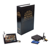 KJB Security Products, Inc. Book Hidden Camera System - Zone Shield Series