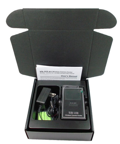 KJB Security Products, Inc. Camera Hunter: Wireless Camera Detector