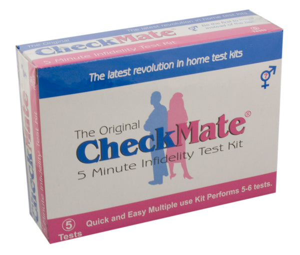 KJB Security Products, Inc. CheckMate Infidelity Detection Kit