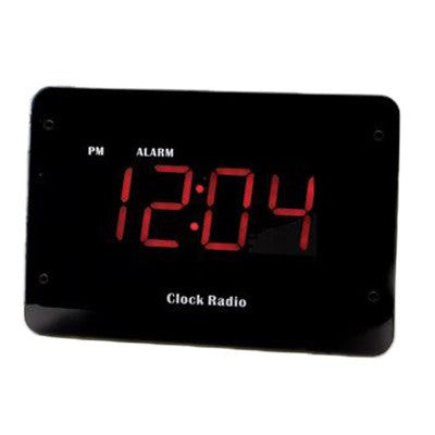 KJB Security Products, Inc. Add On Clock Radio Hidden Camera