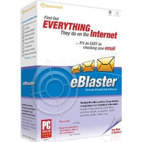Productive Electronics LLC eBlaster Computer Monitoring Software