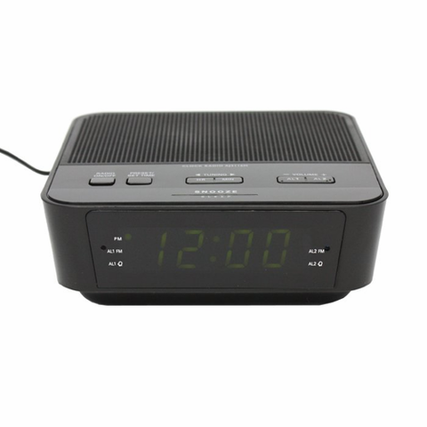 KJB Security Products, Inc. EZ Clock Radio Hidden Camera