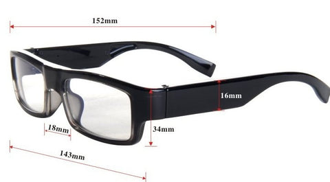 KJB Security Products, Inc. Spy Glasses - Hidden Camera Eyeglasses!