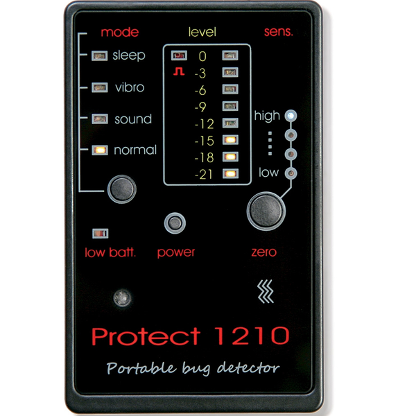 KJB Security Products, Inc. Portable Bug Detector