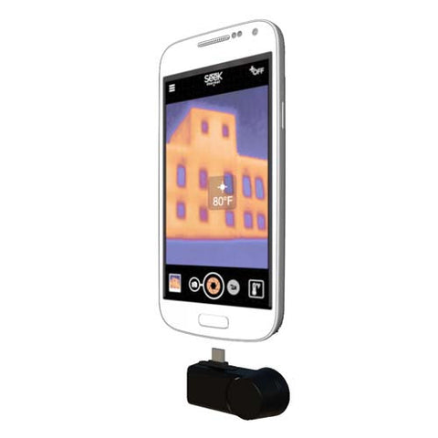 Green Supply Thermal Imaging Camera Lightning Connector For Android Devices