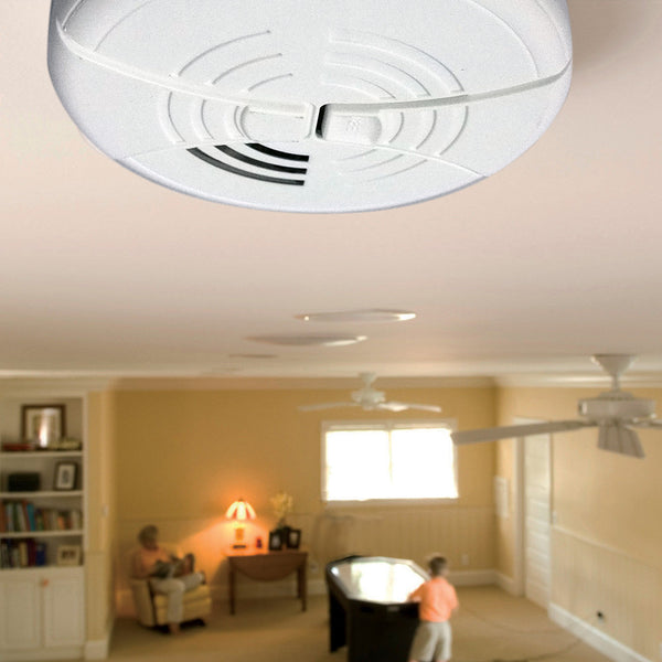 KJB Security Products, Inc. Smoke Detector Camera