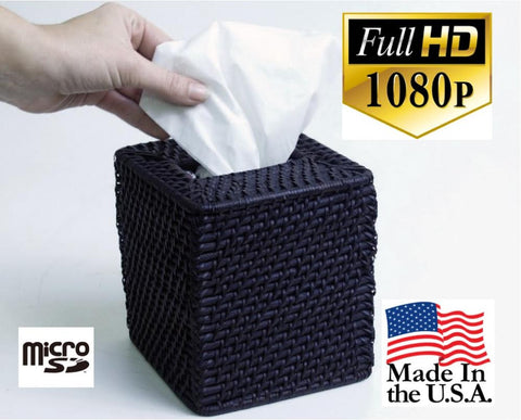 Productive Electronics LLC Tissue Box Hidden Camera/DVR (1 Year Battery)