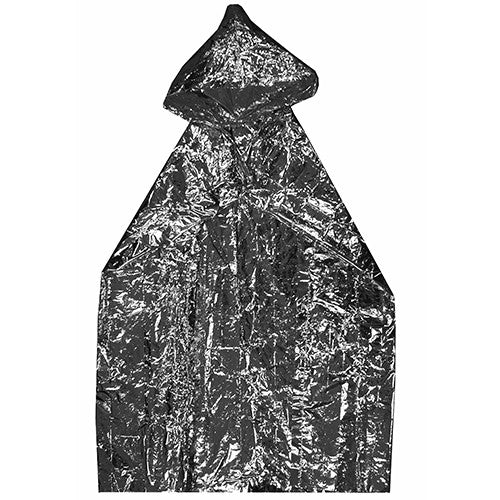 Green Supply Survival Poncho, Reflective