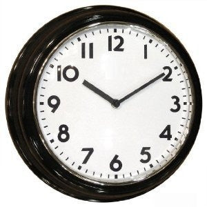 KJB Security Products, Inc. Wall Clock Hidden Camera