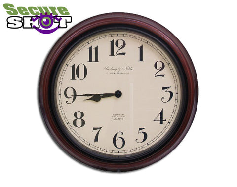 Productive Electronics LLC Wall Clock Hidden Camera/DVR (1 Year Battery)