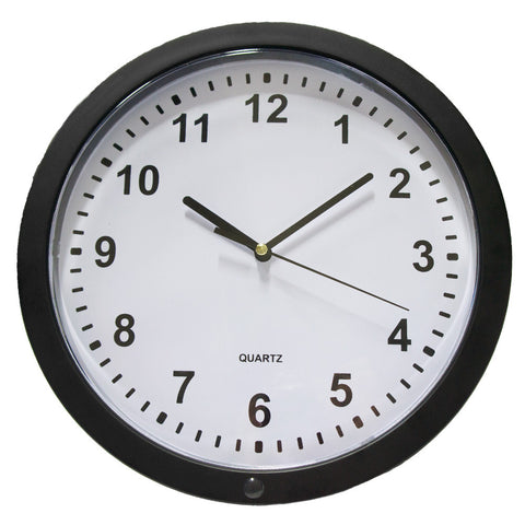 KJB Security Products, Inc. Wireless Wall Clock Hidden Camera Wi-Fi Camera