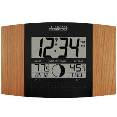 Productive Electronics LLC Wall Desk Clock Hidden Camera/DVR (1 Year Battery)