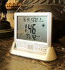 KJB Security Products, Inc. Wireless Weather Clock Spy Camera (Rechargeable Battery)