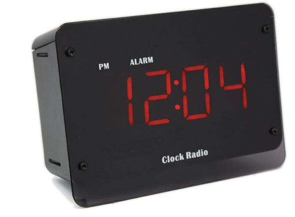 KJB Security Products, Inc. Clock Radio Hidden Camera with Night Vision