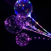 Led Balloons - The Perfect Baloon for any event - Luminous Transparent Helium Balloons - Ignite Shopping