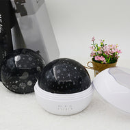 Constellation Lamp - Rotating Starry Night Projecter Lamp - The perfect sleep companion - Ignite Shopping