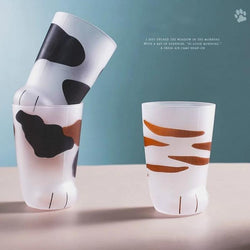 Cat Paw Cup - The creative and cute glass cat mug - Comes in different flavors - Ignite Shopping