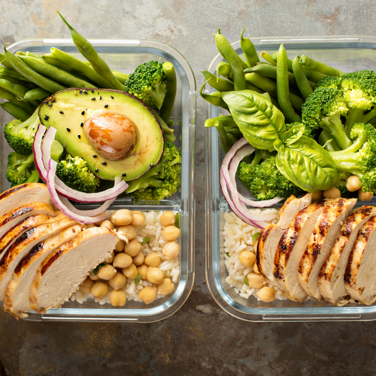 Beginners Meal Prepping Recipe