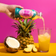 Pineapple + Coconut + Ginger : Recoup Beverage