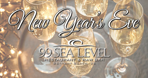 Table of 10  | New Year's Eve at 99 Sea Level