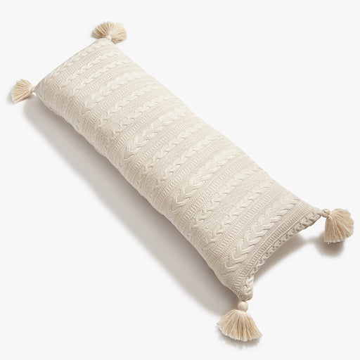 Cable Knit Body Pillow