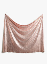 Load image into Gallery viewer, Rose Gold Sequin Tapestry